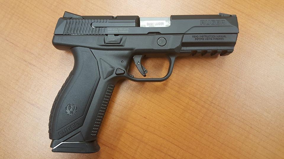 ruger american pistol | laststandonzombieisland
