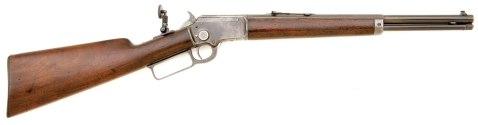 1897 Bike Gun with optional Lyman sight