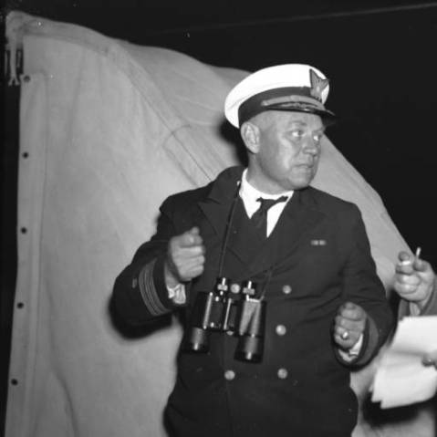 Captain Henry Coyle Describes Rescue of Survivors of the Shipwreck of the Tzenny Chandris, 1937 - Norfolk, Virginia. Via Hampton Roads historical project http://cdm15987.contentdm.oclc.org/cdm/search/searchterm/USCGC%20Mendota/mode/exact