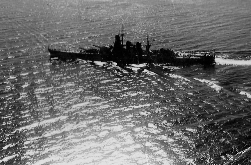 Battleship Roma, date unknown