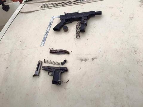 Israelis capture underground gun maker cranking out K-gun clones (VIDEO) 3