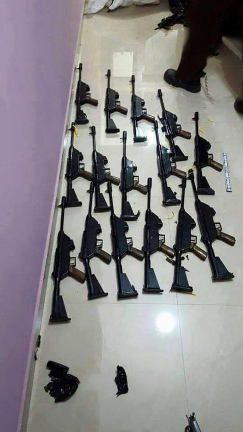 Israelis capture underground gun maker cranking out K-gun clones (VIDEO)2