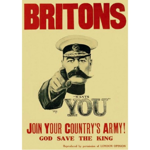 Kitchener poster