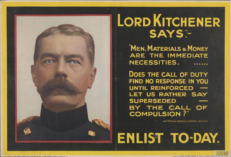 LORD KITCHENER SAYS