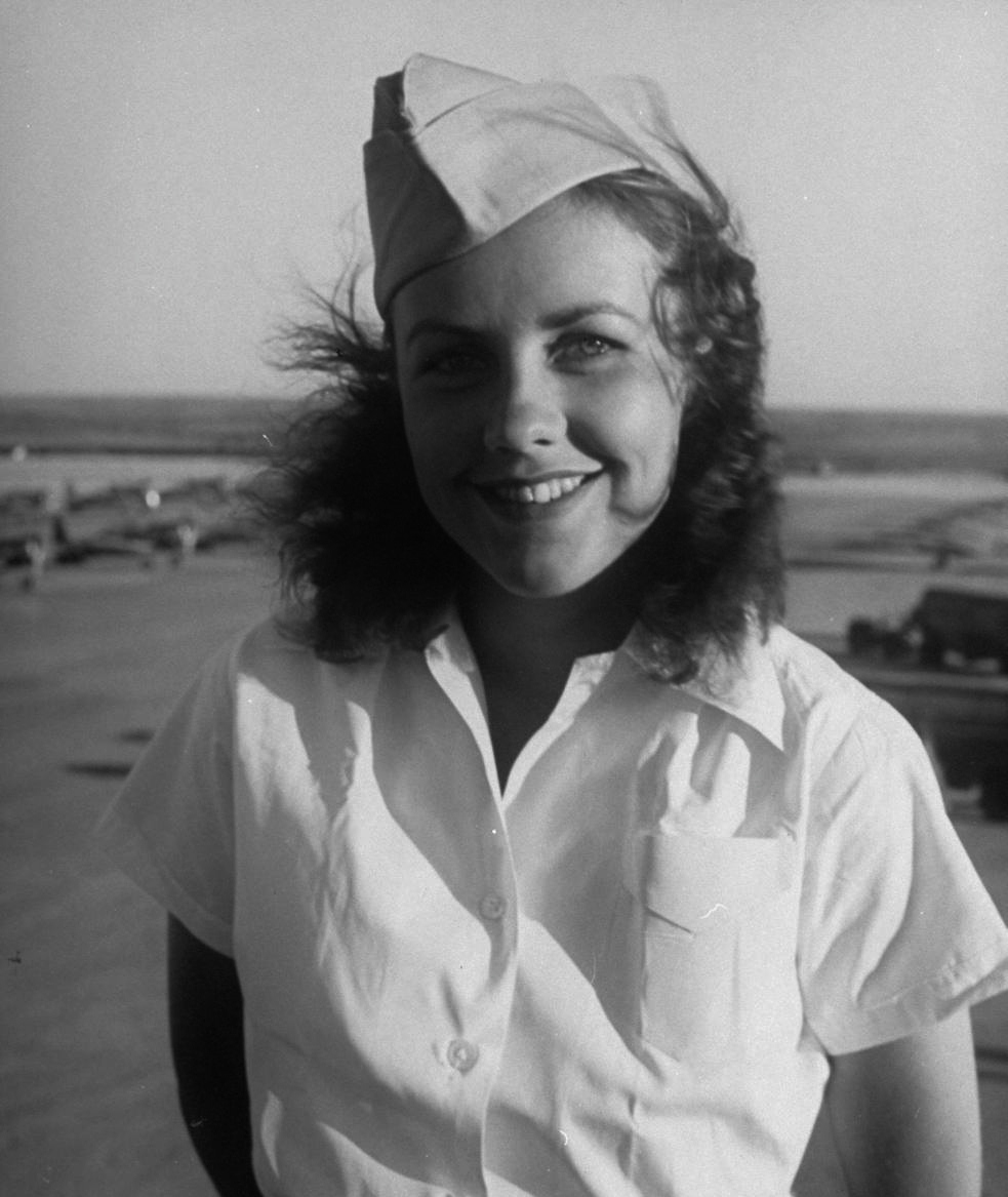 Shirley Slade, WWII WASP pilot of B-26 and B-39