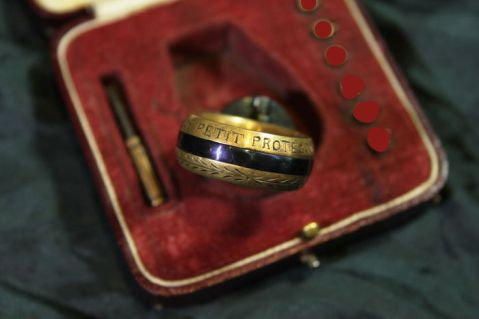 This 19th Century ring packs a six-shot punch (4)