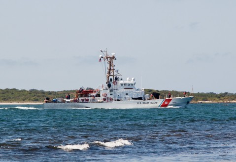 USCGC SANIBEL (WPB 1312) 2014,. USCG Photo
