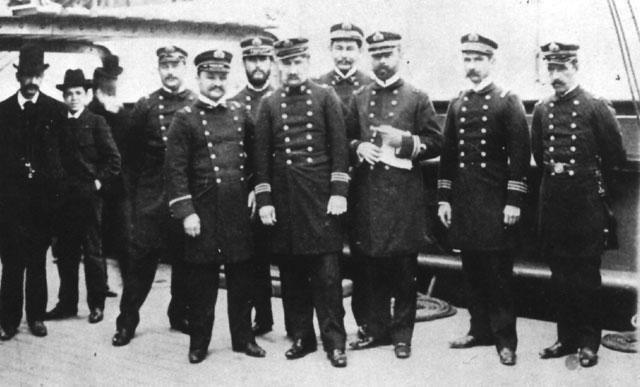 1903 rescue mission officers