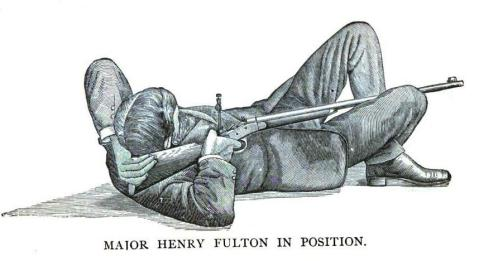 major henry fulton shooting position