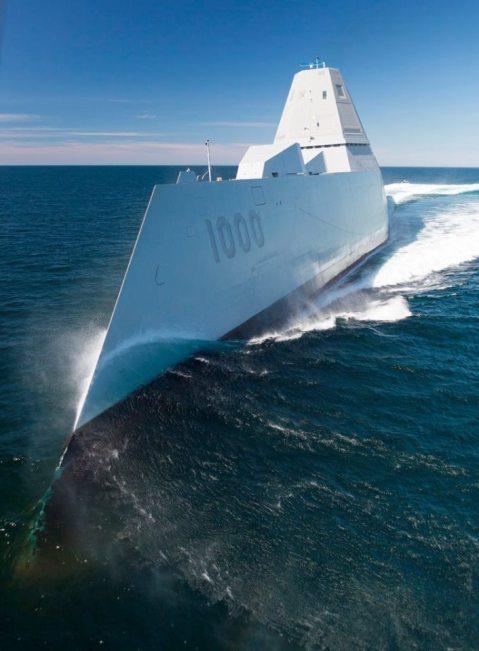U.S Navy photo
