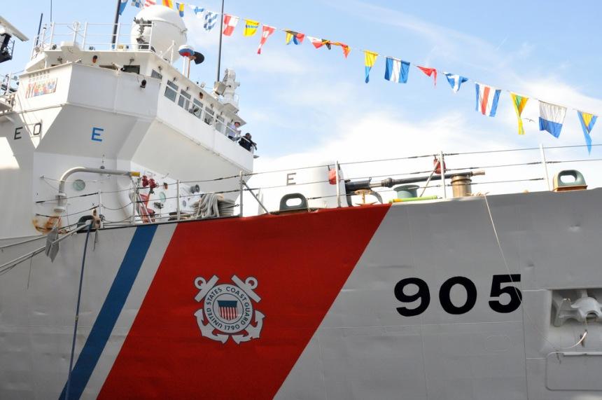 US Coast Guard Cutter Spencer