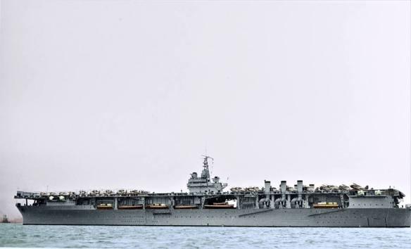 USS Ranger | laststandonzombieisland