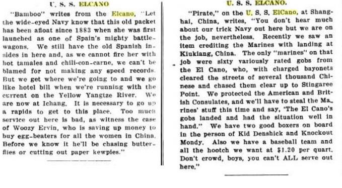 elcano letters