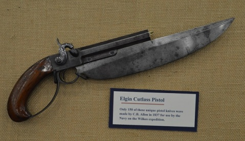 elgin cutlass pistol