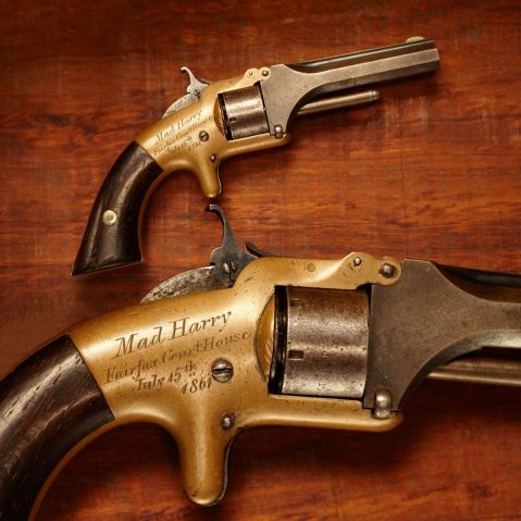 Image via the National Firearms Museum, Fairfax, VA