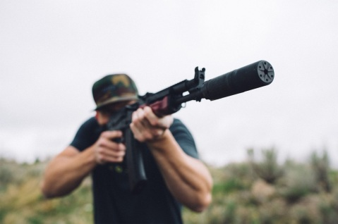 Rifle Dynamics and SilencerCo team up for limited edition AK pr0n 11