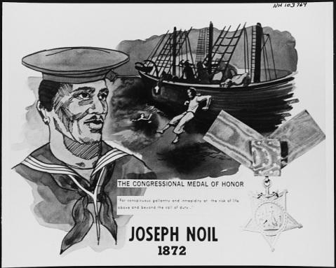 Seaman Joseph Noil