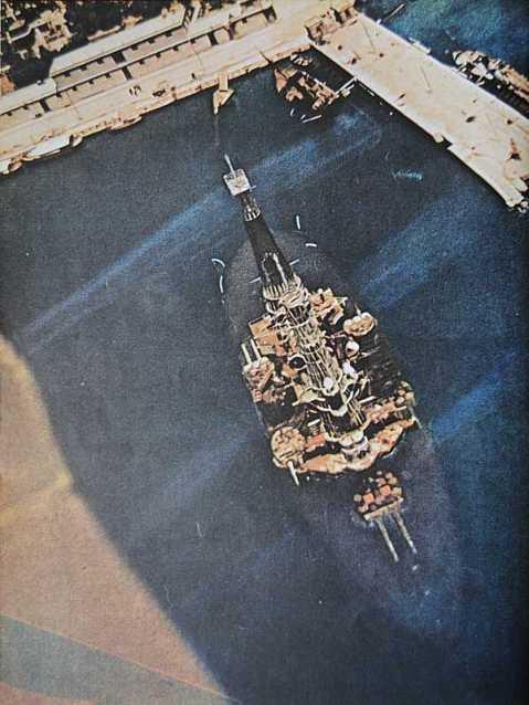 Battleship Kilkis sunk
