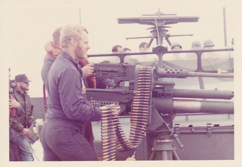 Nice! The perfect accessory for your M2 .50 cal is always an 81mm mortar