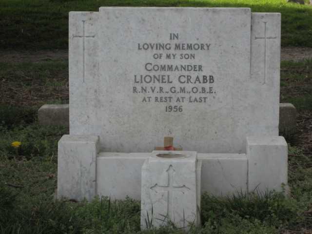 Milton Cemetery, Milton Road, Portsmouth crabb