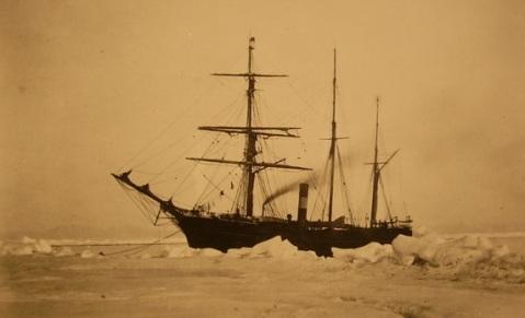 Proteus Photo: NOAA http://www.arctic.noaa.gov/aro/ipy-1/US-LFB-P3.htm