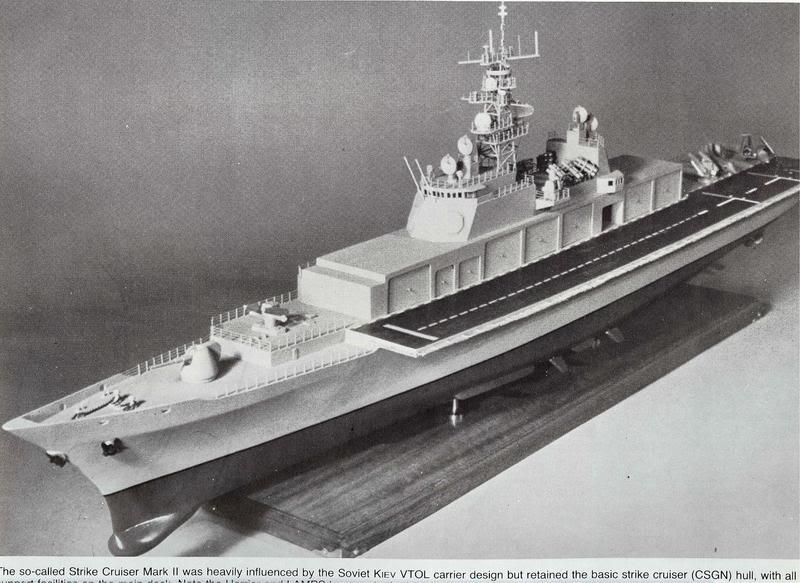 strike cruiser harrier