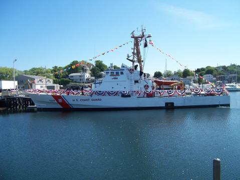 Island-class Coast Guard Cutter Grand Isle was decommissioned after 24 years of service in 2015, and her or one of her sisters may soon go to live a new life in Central America as the last two classes of USCG patrol boats have in recent decades
