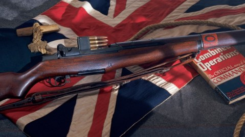 British M1 garand some 38,001 M1 Garand rifles were shipped to England under Lend-Lease