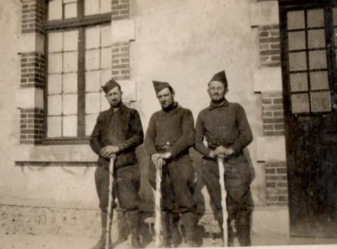 cannes de poilus 1939