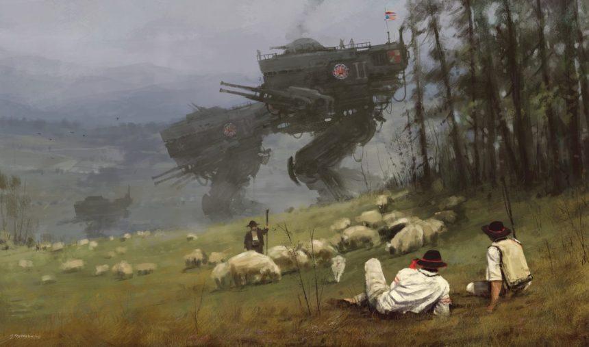 1920, Mech Kosciuszko
