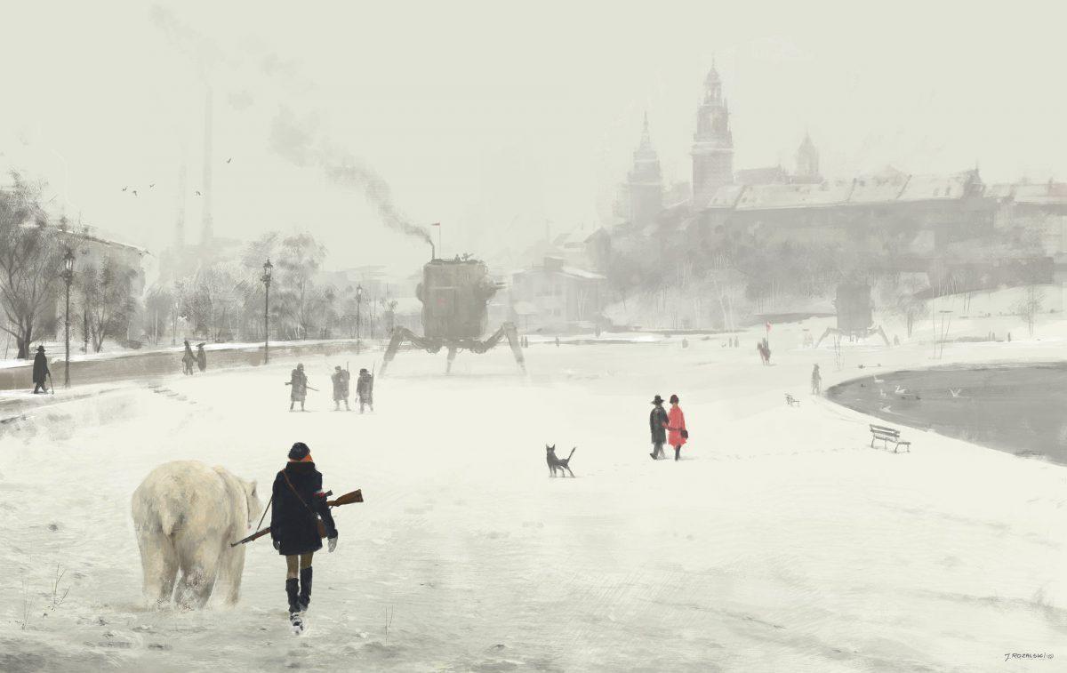 1920 Krakow.