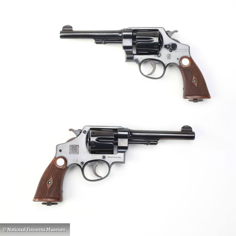 Playing the Smith Model Hookup And 10 Wesson implies that one