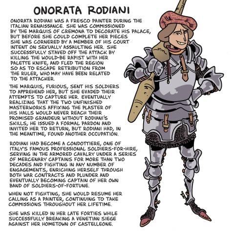 Onorata Rodiani