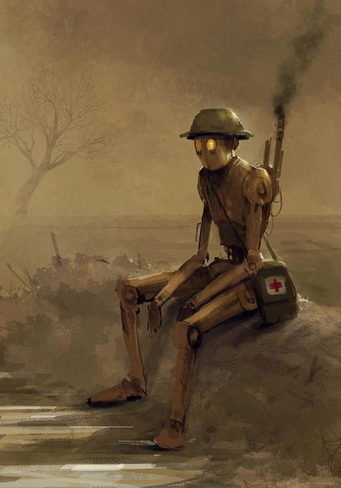 Robot Medic