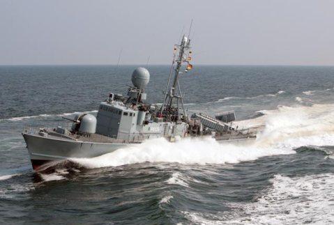 """Schnellboot 6126 """"Frettchen"""