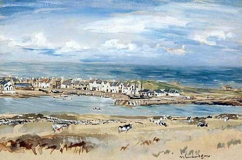 Summer, Isle of Whithorn 1930