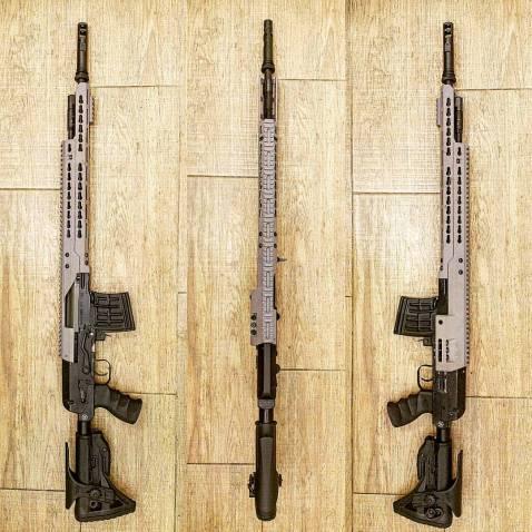 Sureshot Armament Group is updating Dragunov SVD clones 3