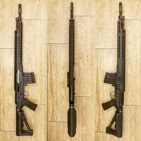 Sureshot Armament Group is updating Dragunov SVD clones