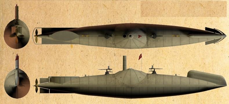 Image by Michael Crisafulli https://www.renderosity.com/mod/bcs/1886-steam-submarine-abdulhamid/81781