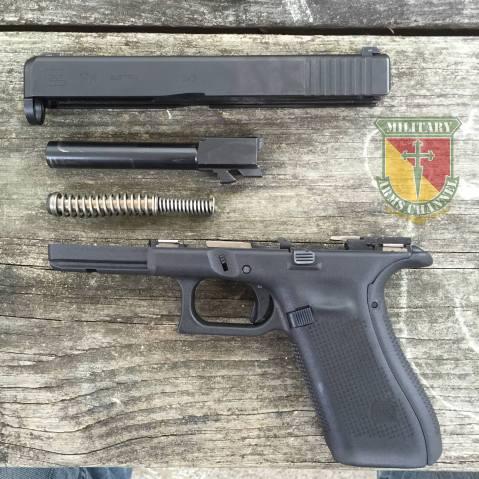 glock 17 m MAC