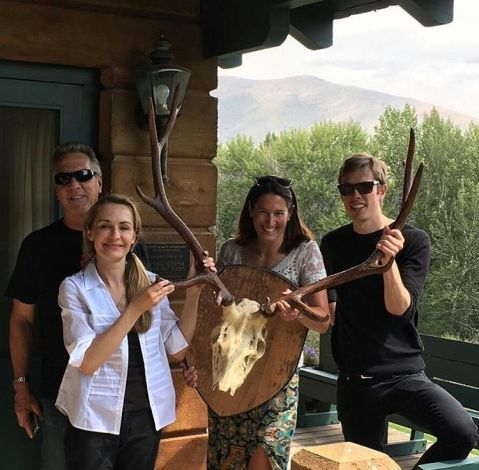 Hunter S. Thompson's widow returns antlers stolen from Hemingway's home