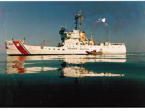 Citrus with RIB deployed in calm water image via https://www.facebook.com/media/set/?set=o.67035902535&ref=mf WLB-300 veterans group.