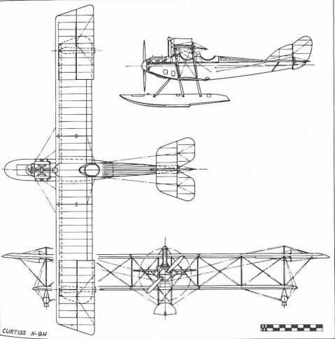 curtiss-n-9-seaplane