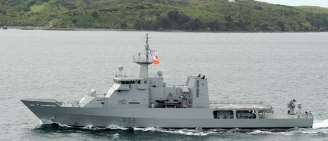 HMNZS Wellington a VARD 85m design