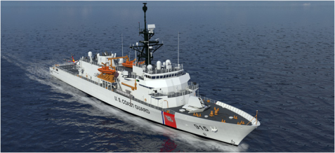 offshore patrol cutter ESG VARD 7