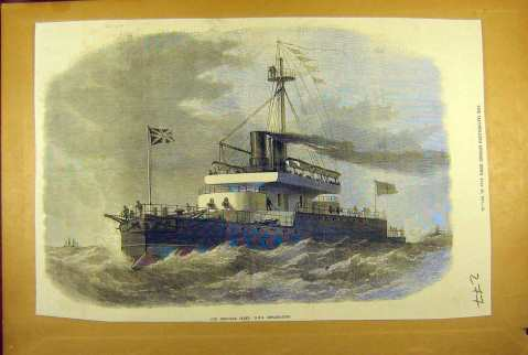 print-1871-ironclad-fleet-hms-devastation-ship-naval-778781-old-original