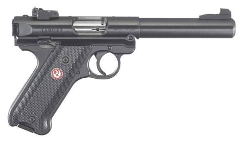 Target has a shorter, but still very decent bull. I've already seen the aluminum framed version of this one for grabs for $350 ish street price..which would be an ideal camp/hiking gun