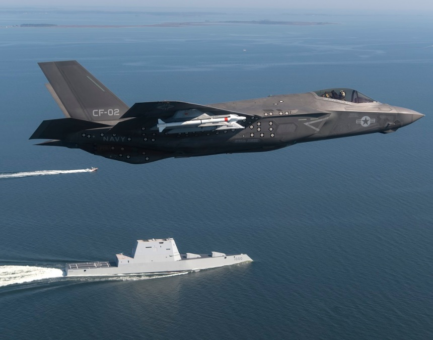 (U.S. Navy photo by Andy Wolfe/Released)