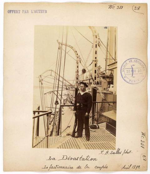 marine-old-postcards-of-the-battleship-devstation