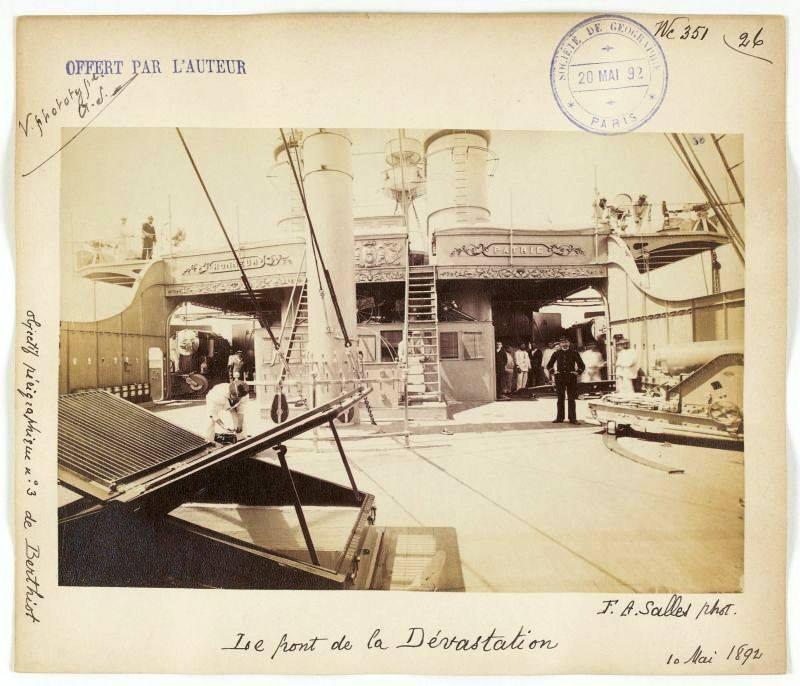 old-postcards-of-the-battleship-devstation-1892-note-bridge-works